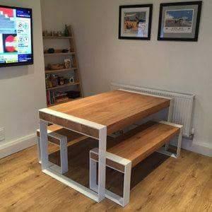 Bespoke table frame