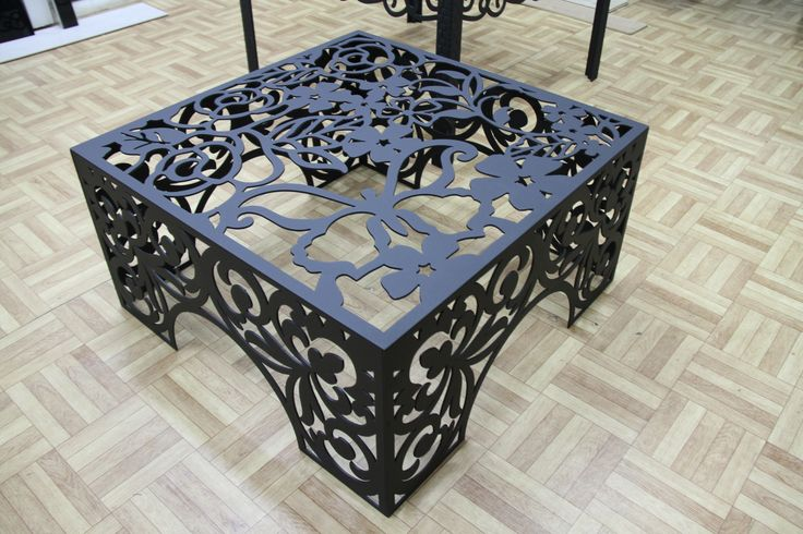 CNC cut table
